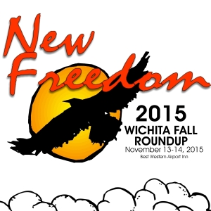 Theme of the 2015 Wichita Fall Roundup